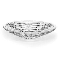 Mikasa Palazzo 13-in. Decorative Crystal Platter