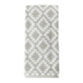SONOMA Goods for Life™ Quick Drying Diamond Hand Towel