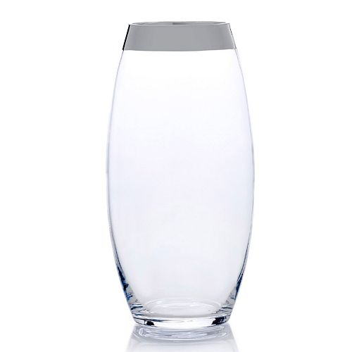 Mikasa Serenity 13.75-in. Teardrop Vase