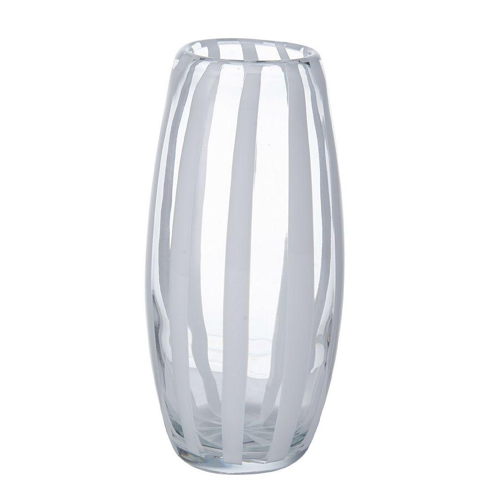 Mikasa Artisan Ribbon Vase