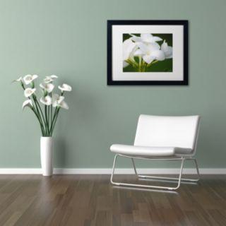 Trademark Fine Art Picture Perfect Framed Wall Art