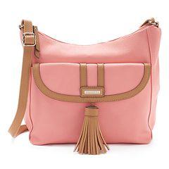 Rosetti Rosalie Tassel Crossbody Bag