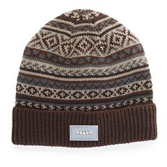 Womens Brown Beanie Hats - Accessories 0b92282a483