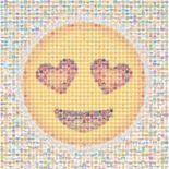 Ceaco Emoji 300-Piece Smile Puzzle