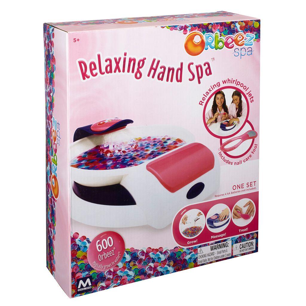 Orbeez Relaxing Hand Spa