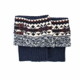 Women's MUK LUKS Lodge Boot Toppers