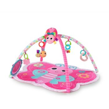 Bright Starts Beautiful Butterfly Activity Gym & Play Mat