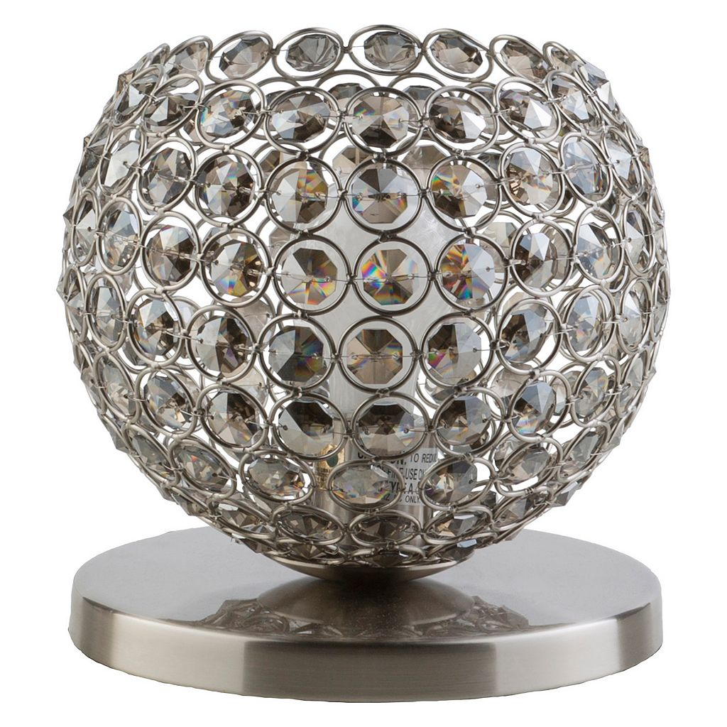 Decor 140 Bauman Jeweled Table Lamp