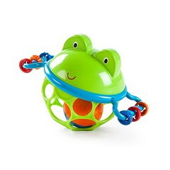 Oball Jingle & Shake Pal Frog Toy