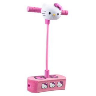 Hello Kitty Jump & Squeak Pogo Hopper Flybar