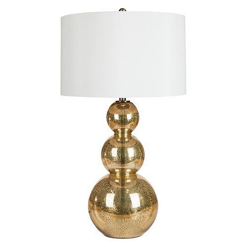 Decor 140 Gianni Mercury Glass Table Lamp
