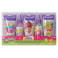 Shopkins 5-pc. Bubble Bath, Body Lotion & Body Wash Set