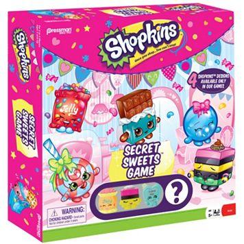 Shopkins Secret Sweets Game
