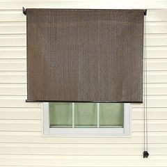 Radiance Bamboo Outdoor Roller Sun Shade