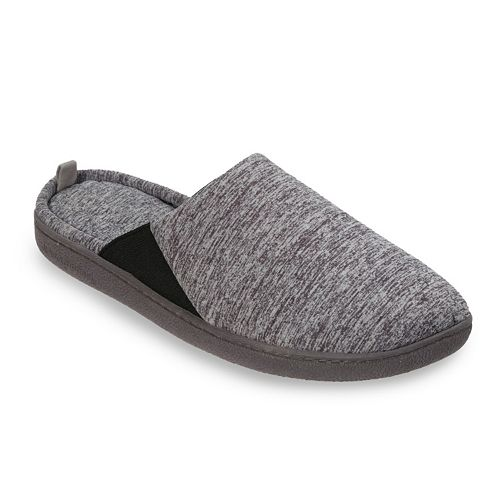 Dearfoams Women's Memory Foam Scuff Slippers
