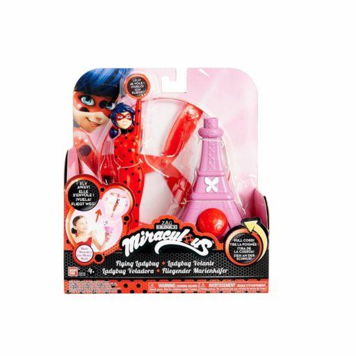 Miraculous 7.5-in. Flying Ladybug Figure by Bandai