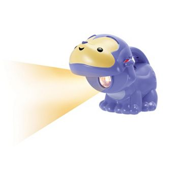 Fisher-Price Light-Up Animals Monkey Flashlight