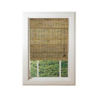 Matchstick Light Filtering Bamboo Roman Shade