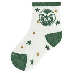 Baby Colorado State Rams Socks