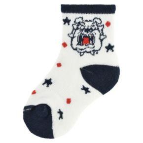 Baby Fresno State Bulldogs Socks