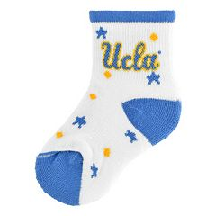 Baby UCLA Bruins Socks