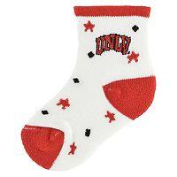 Baby UNLV Rebels Socks
