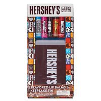 Hershey's 5-pk. Candy Flavored Lip Balm Tin