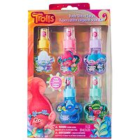 Girls 4-16 DreamWorks Trolls 5-pk. Scented Glitter Spray