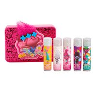 Girls 4-16 DreamWorks Trolls Poppy 5-pk. Lip Balm & Tin Set