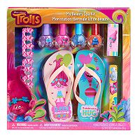 Girls 3-5 DreamWorks Trolls Beauty Spa Gift Set