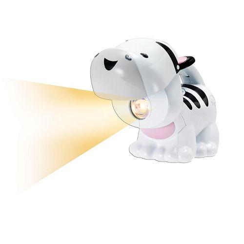 Fisher-Price Light-Up Animals Zebra Flashlight