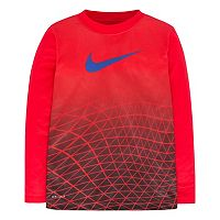Boys 4-7 Nike Dri-FIT Sublimated Geometric Fade Tee