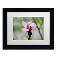 Trademark Fine Art Simplicity Framed Wall Art
