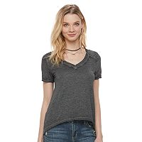 Women's Rock & Republic® Burnout Boyfriend Tee