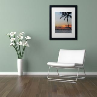 Trademark Fine Art Sinfully Warm Framed Wall Art