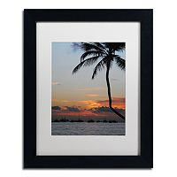 Trademark Fine Art Sinfully Warm Framed Wall Art