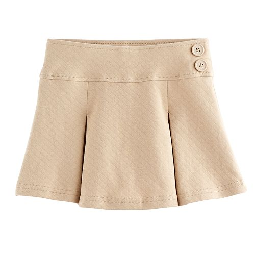 Girls 4-16 & Plus Size Chaps School Uniform Skort