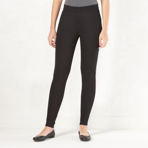 Women's LC Lauren Conrad Knit Leggings