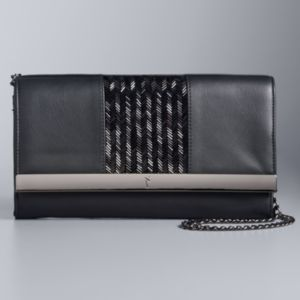 Simply Vera Vera Wang Sequined Clutch