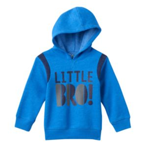 Baby Boy Jumping Beans® Graphic Fleece Hoodie