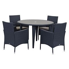 Safavieh Cooley Outdoor Table 5 pc Set
