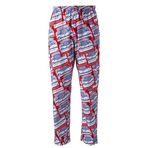 Men's Budweiser Lounge Pants