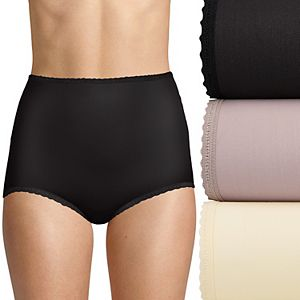 Bali DFDBB3 Double Support Brief Panty 3 Pairs Medium 6