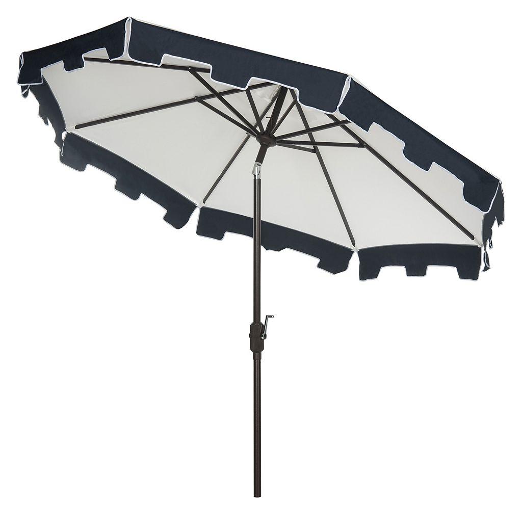 Safavieh City 9-ft. Outdoor Patio Umbrella