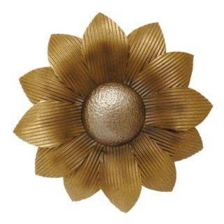 New View Metal Sunflower Wall Decor