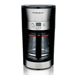 Hamilton Beach Euro Style 12 Cup Programmable Coffee Maker