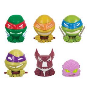 Teenage Mutant Ninja Turtles 6-pk. Mash'ems by Tech 4 Kids
