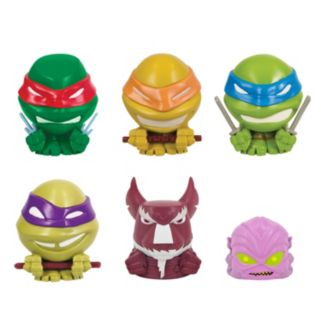 Teenage Mutant Ninja Turtles 6-pk. Mash'ems by Tech 4 Kids