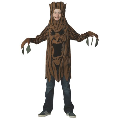 Kids Scary Tree Tunic Costume