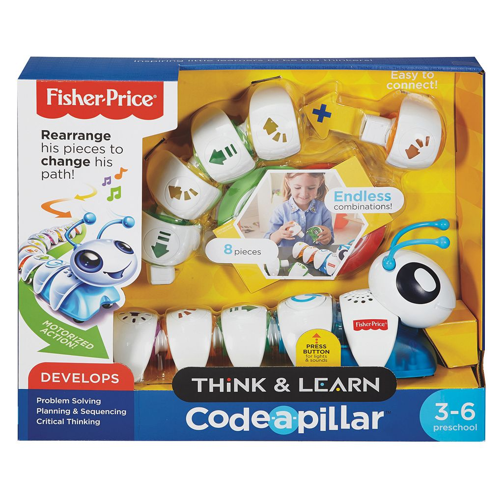 Fisher price think learn code a pillar toy buycottarizona